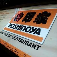 Photo taken at Yoshinoya (吉野家) by Monica Z. on 7/21/2013