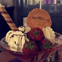 Photo taken at Morelli's Gelato by Shahah🦋 on 7/31/2016