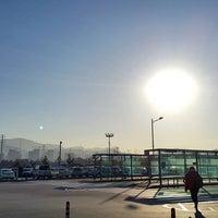 Photo taken at Bokjeong Stn. by Minjun C. on 11/29/2016