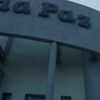 Photo taken at Igreja da Paz by Léo H. on 12/29/2013