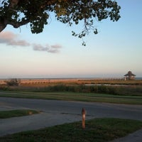 Photo taken at Lighthouse Beach And Bird Sanctuary by Bruce M. on 10/9/2012