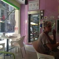 Photo taken at Yogurcity by Soledad V. on 1/9/2013