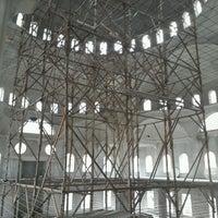 Photo taken at Otosansit Cami by Gürkan on 1/6/2017