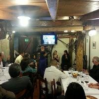 Photo taken at Restaurant La Huerta by Egidio R. on 7/8/2013