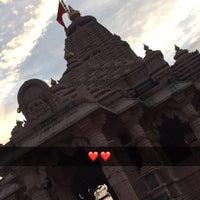 Photo taken at koteshwar temple by Kinjal P. on 12/18/2017