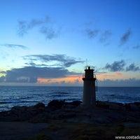 Foto tomada en Faro De Muxía por Costa da Morte el 9/26/2013