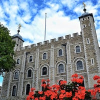 Photo taken at The White Tower by Marcus D. on 8/16/2013