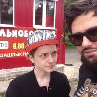 Photo taken at Дальнобойщик by Nikolay Y. on 6/18/2016