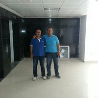 Photo taken at URANSAN HOLDİNG OFiS by Erson D. on 7/26/2013