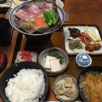 Photo taken at お食事の庵 基太の庄 by Isaac C. on 9/6/2015