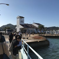 Photo taken at Ieura Port Ferry Terminal by Isaac C. on 10/27/2016