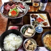 Photo taken at お食事の庵 基太の庄 by Isaac C. on 12/12/2014