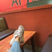 Photo taken at Art Cafe by Aleyna S. on 6/15/2018