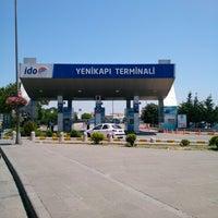 Photo taken at İDO Yenikapı İskelesi by Bahadir K. on 7/2/2013