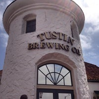Photo taken at Tustin Brewing Company by Erin M. on 5/25/2014