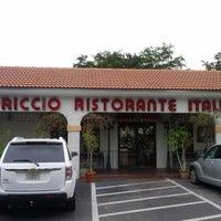 Photo taken at Capriccio Ristorante by Bill H. on 11/30/2012