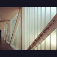 """Photo taken at Museo Provincial de Bellas Artes """"Emilio Caraffa"""" by priscilla d. on 12/9/2012"""