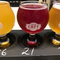 Photo taken at CRFT Beers by Tiffany A. on 8/19/2017