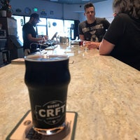 Photo taken at CRFT Beers by Tiffany A. on 8/13/2017