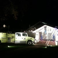 Fab 40's Christmas Lights (Now Closed) - East Sacramento ...