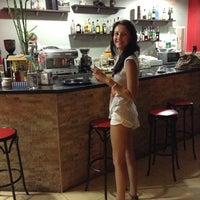 Photo taken at Cafetería Xiaobao by Koji Y. on 7/7/2013