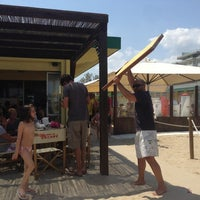 Photo taken at Praia Do Jacare 167-168 by Andrea B. on 6/22/2014