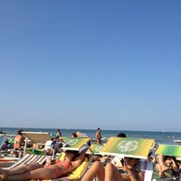 Photo taken at Praia Do Jacare 167-168 by Andrea B. on 7/14/2013