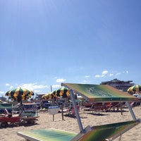 Photo taken at Praia Do Jacare 167-168 by Andrea B. on 5/24/2014