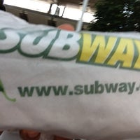 Photo taken at Subway by Lydia L. on 6/15/2013