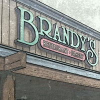Photo taken at Brandy's Restaurant & Bakery by Jim T. on 2/28/2014