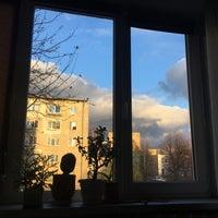 Photo taken at Улица Александра Суворова by Andrew P. on 11/3/2016