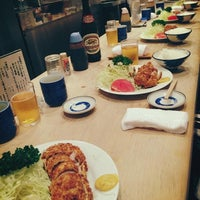 Photo taken at とんかつ とんき 三軒茶屋店 by kay....☺︎ on 10/2/2014