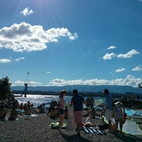 Photo taken at Tropical Geneva by Carlos B. on 6/22/2013