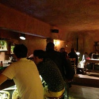 Photo taken at Melin Bar by Irene on 9/16/2013
