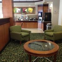 Photo taken at Fairfield Inn & Suites Clovis by Luciana M. on 3/17/2013