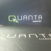 Photo taken at QUANTA Marketing by Paulo P. on 7/16/2014
