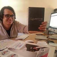 Photo taken at QUANTA Marketing by Paulo P. on 6/21/2014