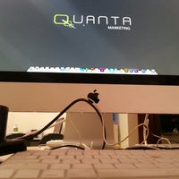 Photo taken at QUANTA Marketing by Paulo P. on 9/19/2014