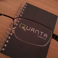 Photo taken at QUANTA Marketing by Paulo P. on 7/27/2014