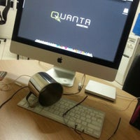 Photo taken at QUANTA Marketing by Paulo P. on 8/30/2014