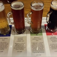 Photo taken at Mountain State Brewing Co. by Stephen C. on 7/7/2013