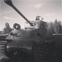 Photo taken at Ленино-Снегиревский военно-исторический музей by Юлия Т. on 6/24/2014