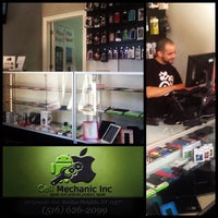 Photo taken at Cell Mechanic Inc by Get F. on 9/25/2013