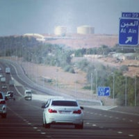 Photo taken at Al Ain -dubai Highway by Hamad a. on 8/4/2014