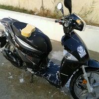 Photo taken at Milos Rides by Manolis P. on 7/13/2013