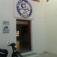 Photo taken at Milos Rides by Manolis P. on 7/5/2013