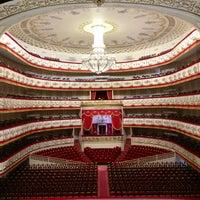 Снимок сделан в Александринский театр пользователем Elena R. 7/18/2013