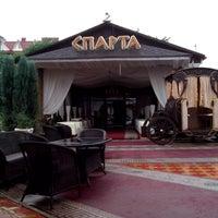 Photo taken at Спарта 2 by Oksana S. on 7/19/2013