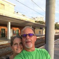Photo taken at Stazione di Ortona by John D. on 9/6/2015