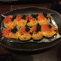 Photo taken at SushiGroove by Edward H. on 3/30/2016
